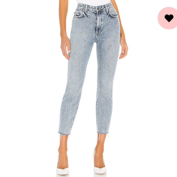 Lovers + Friends High Waisted Jeans